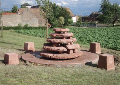 Nibelungenbrunnen Sonderanfertigung