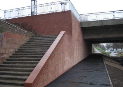 k-Ebertbrücke Mannheim Verblendung gestockt (3)