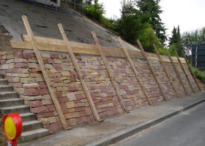 k-Kerzenheim Bruchsteinmauer
