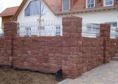 k-Mauersteine
